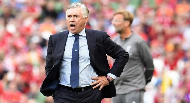 CorSport - Contro il Wolfsburg Ancelotti sceglie già il Napoli che affronterà la Lazio: scelto il centrocampo ideale per il tecnico