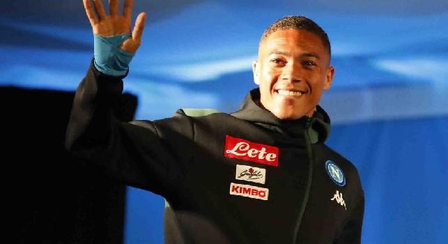 Carlos Vinícius Alves Morais, attaccante del Napoli