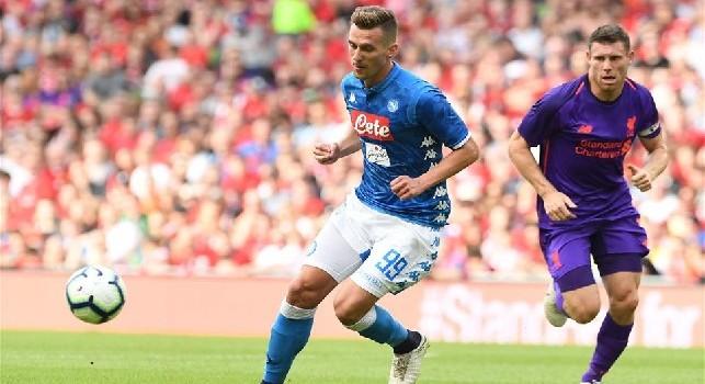 """Accardi (agente): """"De Laurentiis prenderà un attaccante, Milik vada da San Gennaro. Koulibaly? Difficile rifiutare 100mln!"""""""