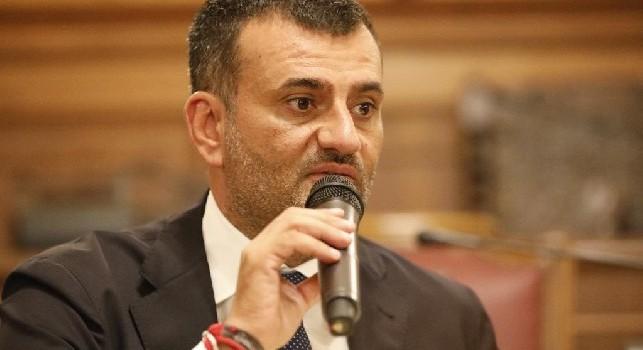 Bari, il sindaco Decaro: Ringrazio la famiglia De Laurentiis a nome di tutti i tifosi baresi