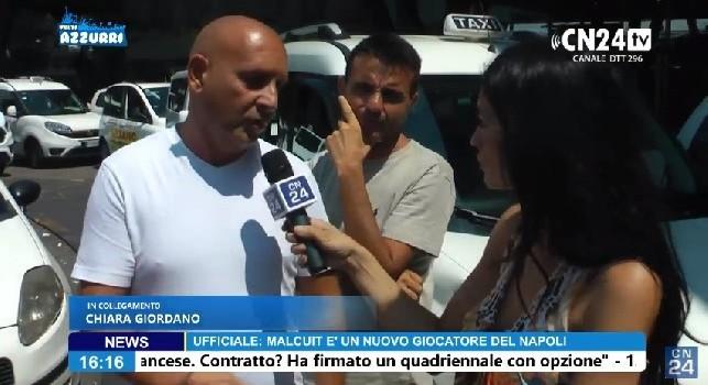 ADL compra solo per rivendere, Ancelotti a Napoli per sistemare suo figlio: i pensieri dei tifosi in giro per la città [VIDEO CN24]