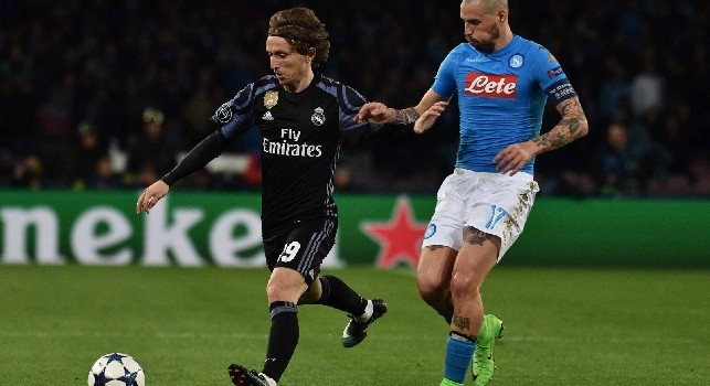 Inter-Modric, il Real è pronto a rinnovare il contratto al croato: oggi il vertice