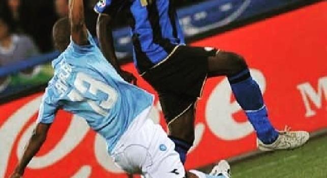 Santacroce, gli auguri a Balotelli: Sappi che la maglia del Napoli ti starebbe molto bene... [FOTO]