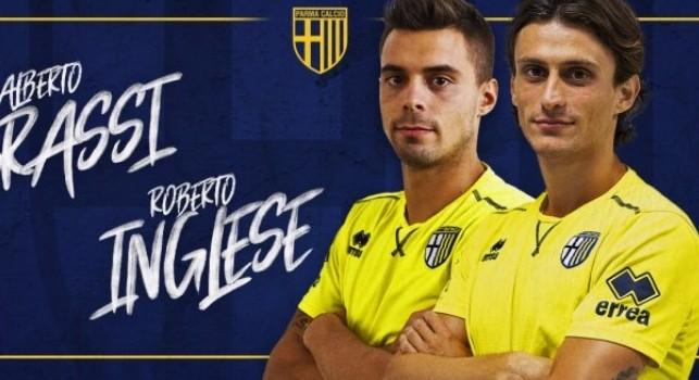 Alberto Grassi e Roberto Inglese al Parma