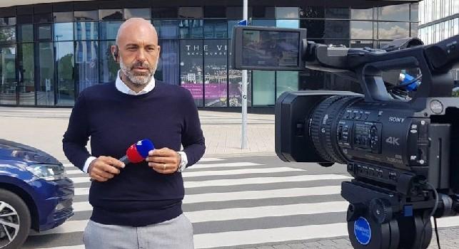Sky, Modugno: Il mercato del Napoli in entrata è chiuso: lo dice la strategia. Formazione? Per me gioca Hamsik