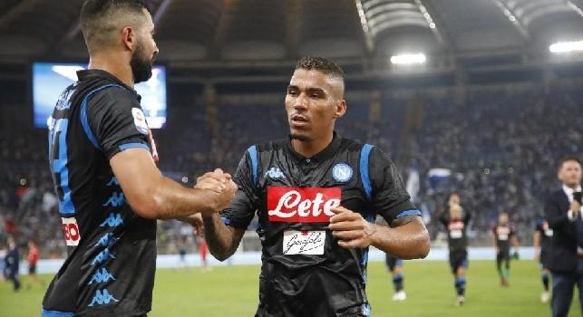 Il Mattino - Allan l'unico centrocampista insostituibile del Napoli di Ancelotti, per Fabian può arrivare l'esordio con il Milan