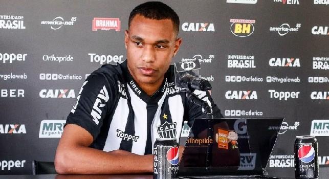 Leandrinho, l'agente: Ha bisogno ancora di tempo all'Atlético MG, c'è tanta concorrenza