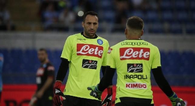 Intervento killer di Ospina: il portiere del Napoli stende Simeone in Colombia-Argentina [VIDEO]