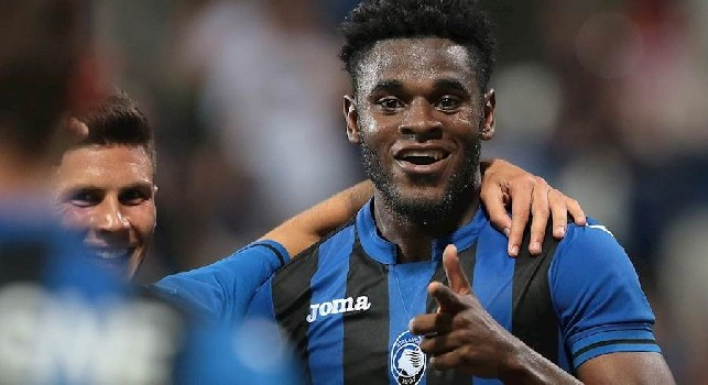 Zapata riporta la gara in parità: l'ex attaccante del Napoli batte Ospina e fa 1-1