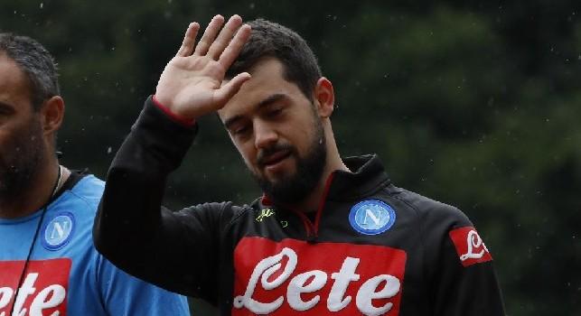 Amin Younes, attaccante del Napoli