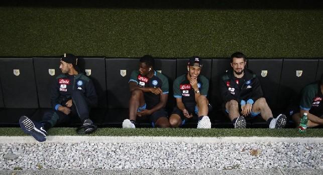 Il Roma - Ancelotti ha tre armi in più: Ghoulam può tornare in campo tra Udine e Roma, rotazione tra i portieri