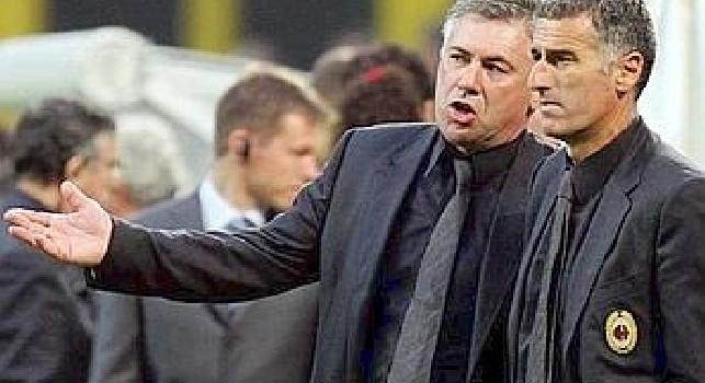 Tassotti: Napoli bravo a sporcare la gara, Ancelotti li ha imbrigliati tatticamente. Koulibaly? Il miglior difensore in Italia
