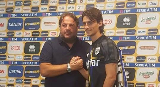 Parma, Faggiano: Inglese gran colpo, abbiamo cementato il rapporto con il Napoli