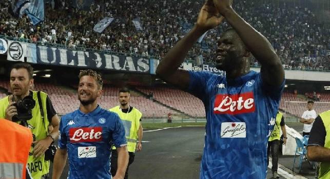 Sportitalia - Il Napoli blinda Koulibaly! Accordo per il rinnovo fino al 2023 e ingaggio quasi raddoppiato: le cifre