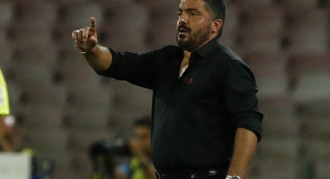 Venerato a CN24 annuncia: Gattuso da mercoledì sarà il nuovo allenatore del Napoli
