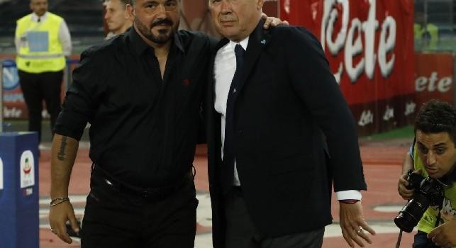 Ancelotti-Napoli, è finita! Repubblica: ribaltone Gattuso deciso, mister amareggiato per la mossa del patron