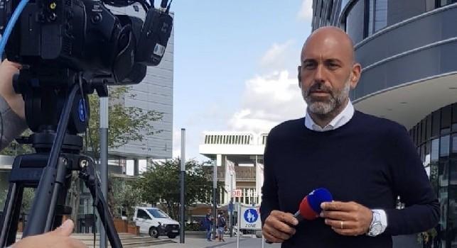 Sky, Modugno: I titolari giocheranno in Europa League, il Napoli non poteva battere questa Juventus