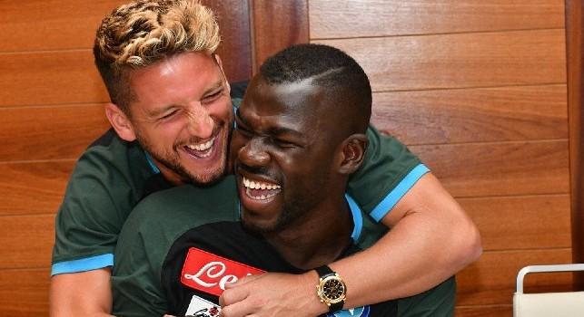 UFFICIALE - SSC Napoli annuncia: Rinnovato il contratto di Koulibaly fino al 30 giugno 2023, viva Kalidou!