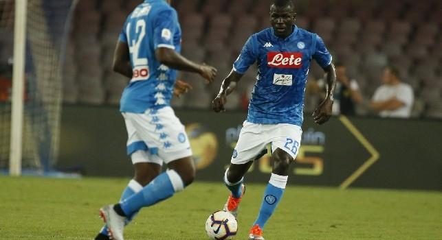 Osservatorio Calcio Italiano - Cresce il valore della Serie A, Koulibaly nella top 11 dei calciatori più preziosi