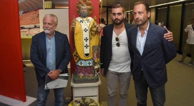 Turris-Bari, tutta Torre del Greco crede ad una vittoria contro De Laurentiis che varrebbe solo il prestigio