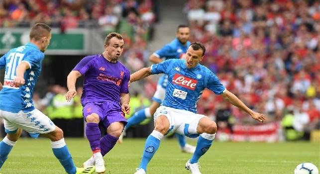 Champions League, Shaqiri minacciato: Klopp non lo convoca per Stella Rossa-Liverpool