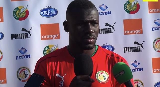 Senegal, il medico su Koulibaly: E' tornato a Napoli perchè il dolore all'adduttore non passava. Infortunio procurato dopo il match di domenica