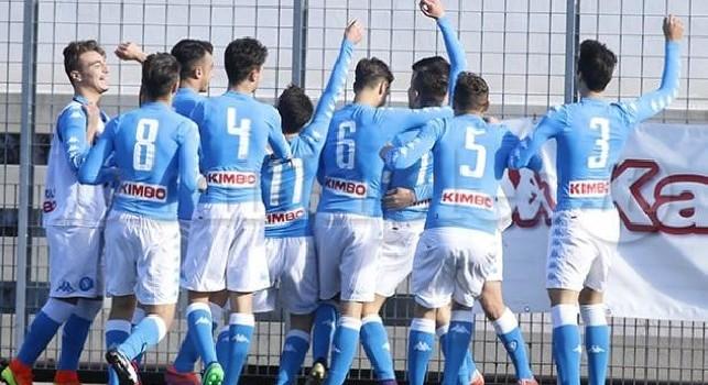 Napoli, il sogno dell'Under 17 si ferma alle semifinali: vince la Roma, giallorossi in finale contro l'Inter