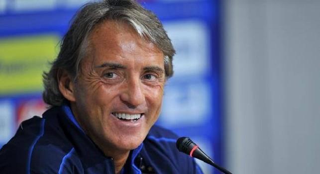 Italia, Mancini: Ritorno di Buffon e De Rossi? Sarebbe una cosa bella