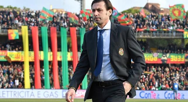 Gautieri: L'Inter stasera rischia. Callejon? Impressionante, un giocatore che non esiste più