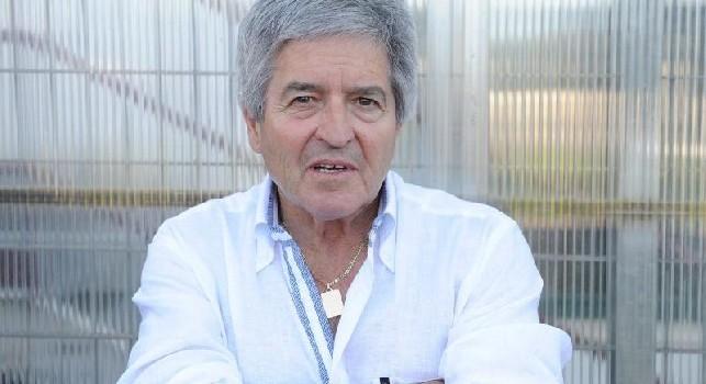 De Sisti a CN24: Napoli-Fiorentina, sfida combattuta la tecnica sarà messa da parte. E su Juliano...