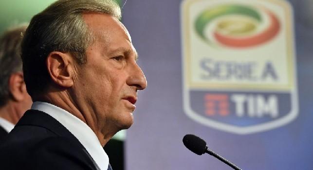 Lega Serie A, Miccichè: Pirateria? C'è grande soddisfazione! Chi opera illegalmente è come se rubasse