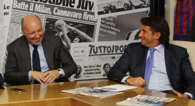 Sassuolo, Carnevali: Voglio Marotta presidente FIGC! Contro la Juve piedi per terra, tanto sono più forti...