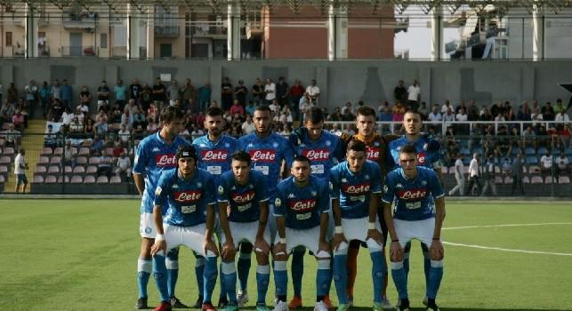 Primavera, Napoli-Milan 1-0: l'esultanza di Palmieri, il catenaccio difensivo e il ritorno di Negro [FOTOGALLERY CN24]