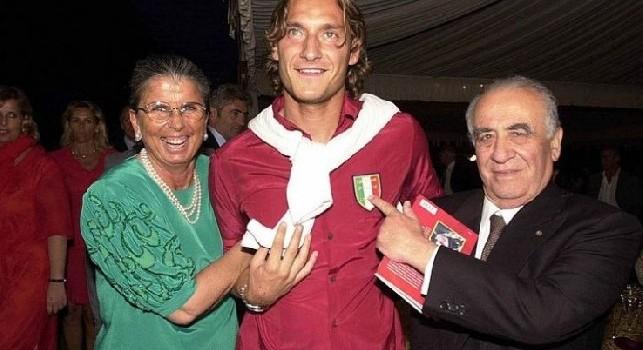 Lutto in casa Roma, si è spenta a 75 anni Maria Sensi