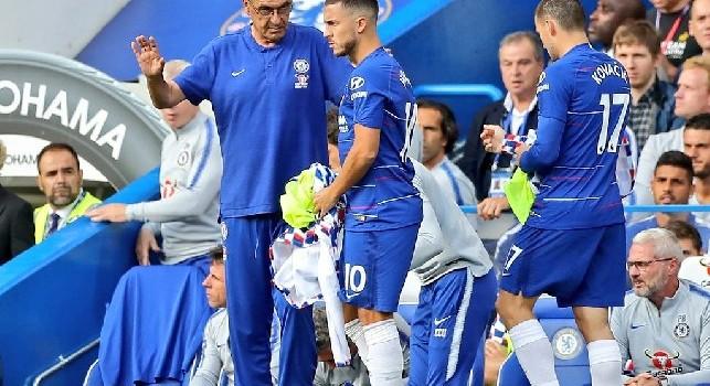 The Sun, Cagnazzo a CN24: Hysaj? Il Chelsea spende tanto per giocatori normali, le dichiarazioni di Sarri non sono piaciute all'ambiente