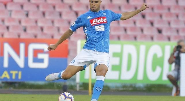 Nikola Maksimovic, difensore del Napoli