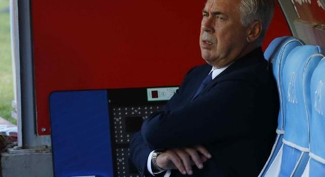 Ancelotti si regala...un cavallo: l'allenatore del Napoli acquista per 75mila euro un purosangue all'asta