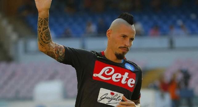 Hamsik continua a scrivere la storia del Napoli, a Torino raggiunge Juliano a 505 presenze con la maglia azzurra