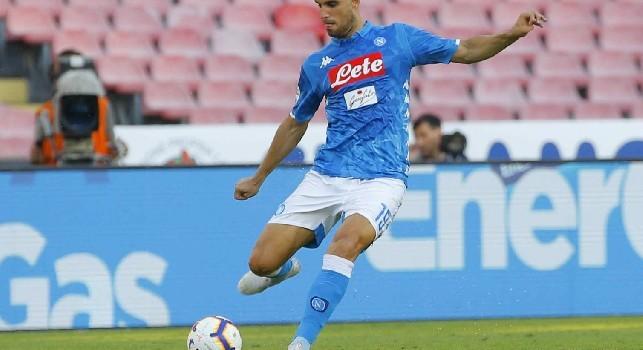 Sky - Napoli-Liverpool, possibilità dal 1' per Maksimovic. Fabian Ruiz può sostituire Hamsik