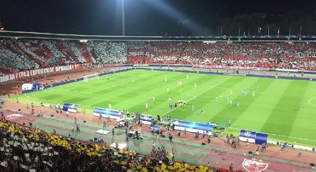 Stadio Marakanà di Belgrado