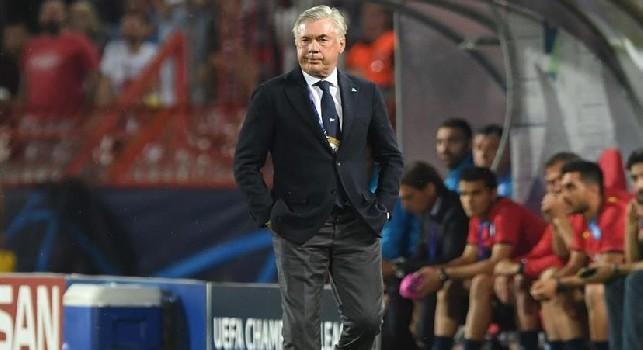 Nela: Mi pare ci sia un po' di confusione nel Napoli: Ancelotti sta cercando di cambiare qualcosa...