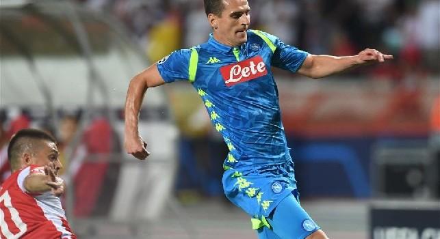 CdM - Milik titolare contro il Parma, il polacco proverà a convincere Ancelotti per giocare con la Juve