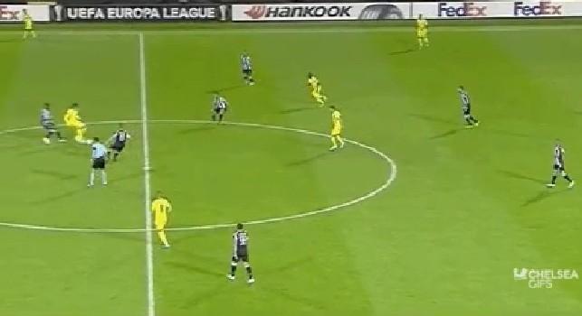 SarriBall da favola, gol Chelsea spettacolare: con soli 5 tocchi! [VIDEO]