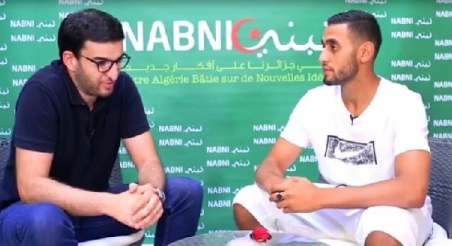 NABNI, Ghoulam parla dei valori dello sport: Ringrazio l'associazione, è una questione che mi sta molto a cuore [VIDEO]