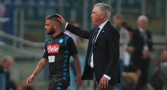 Ordine: Con Ancelotti il Napoli non avrebbe perso quella partita con la Fiorentina, ne sono certo