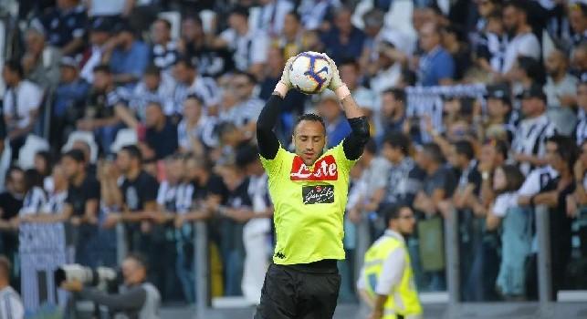 SSC Napoli, il profilo in spagnolo ricorda Calero: deceduto a 41 anni, era connazionale di Ospina