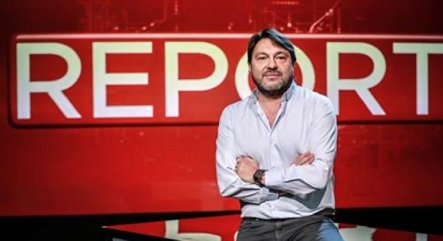 Report, Ranucci: Lunedì prossimo torneremo a parlare di bagarinaggio