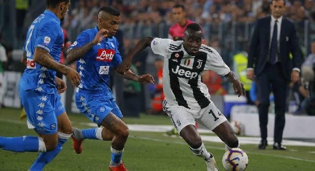 Juventus, Matuidi: Anno incredibile e indimenticabile! I razzisti non devono entrare negli stadi