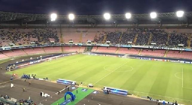 Il Roma - Record negativo di spettatori in Coppa Italia, ma in futuro il San Paolo tornerà a riempirsi