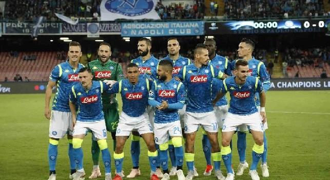 Squadra SSC Napoli